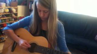 The Butterfly on guitar DADGAD tuning