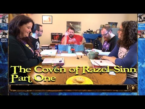 Coven of Razel-Sinn Part 1 - 5e Dungeons & Dragons Liveplay - Web DM