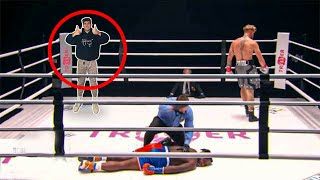 SNEAKING Into Jake Paul Vs. Nate Robinson! (Mike Tyson)