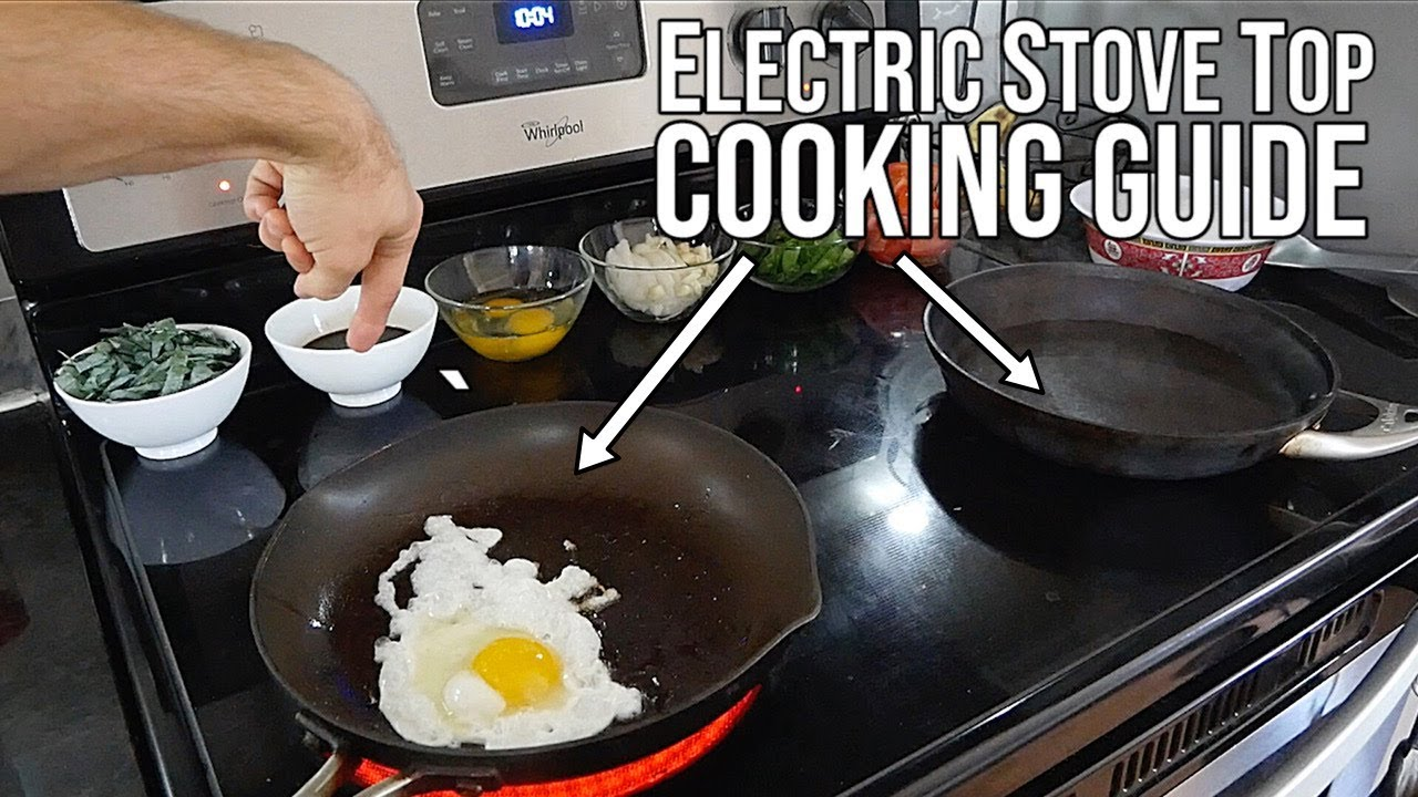 Electric Stovetop Wrong