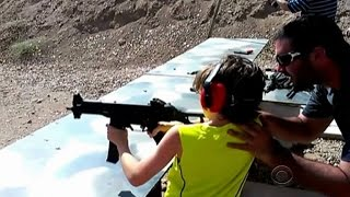 Was shooting instructor killed by 9-year-old following protocol?