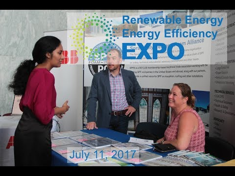 20th Annual Congressional Renewable Energy and Energy Efficiency EXPO