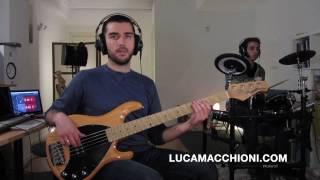 Cómo Tocar en Estilo Pop/Rock (L#1) - Laboratorio Rítmico Bajo/Batería #1 - con Luca Macchioni