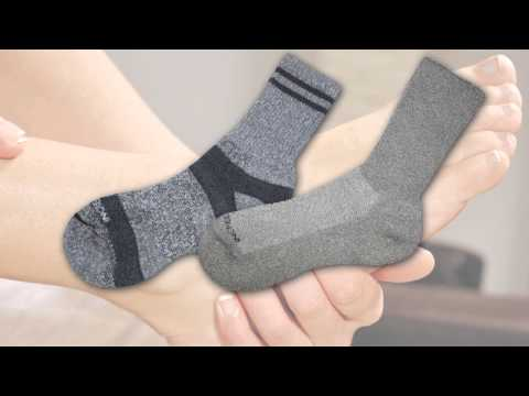 Diabetic Socks: Why use Diabetic socks to help your circulation?