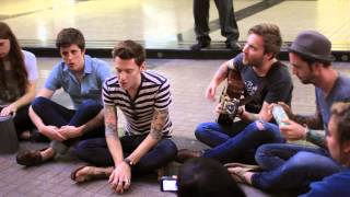 A Rocket To The Moon: Baby Blue Eyes (ACOUSTIC)