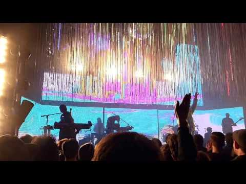 """""""The Castle"""" Flaming Lips Live @College St.Music Hall. New Haven, Ct 03.08.17"""