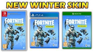 [NEW] WINTER SKIN! DEEP FREEZE BUNDLE PACK! FORTNITE BATTLE ROYALE LEAKED