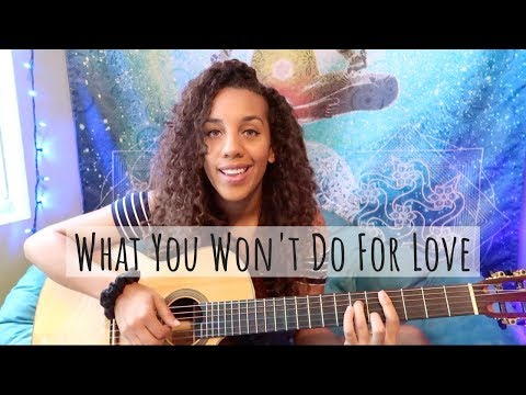 WHAT YOU WON'T DO FOR LOVE ((( cover  by taylor )))