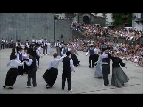 Lapurdiko polka bi eta mazurka bat