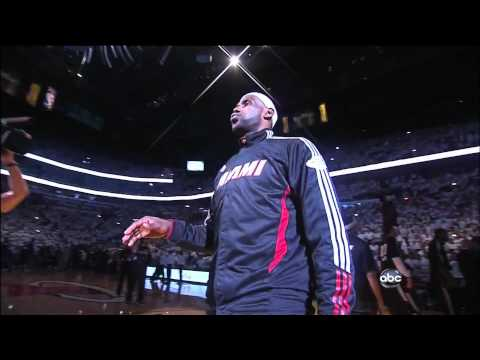 Miami Heat 2011 Finals Intro