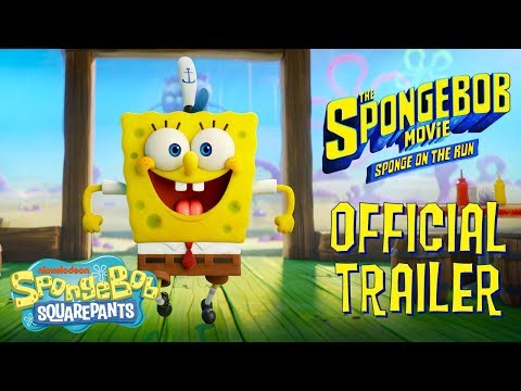 SHROOM - Motley Crue 'Kickstart My Heart' Featured In 'The SpongeBob Movie' Trailer