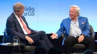 Robert Kraft: Creating a Championship Culture