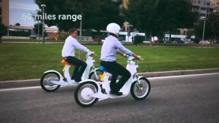 Xkuty Electric Bikes se muestra en Focus Innova Pyme