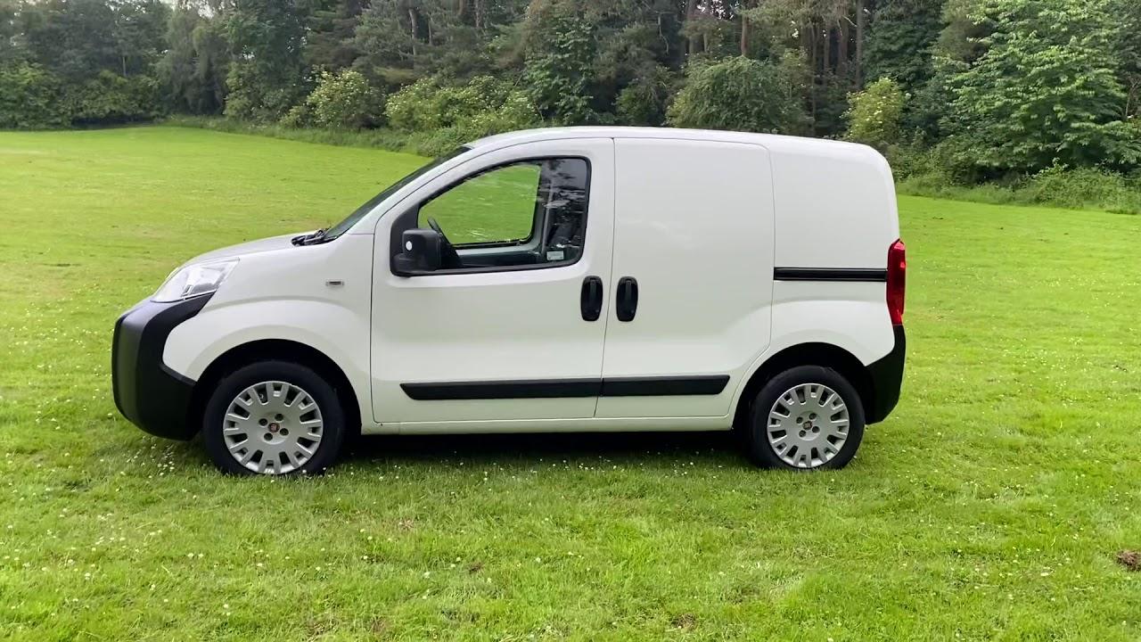 Fiat Fiorino 1 3 Multijet Sx 69 000 Miles
