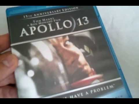 Download Apollo 13 (1995) Blu Ray Review and Unboxing