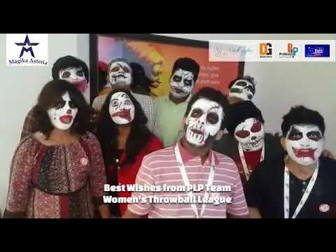 Best Wishes from PLP Team to Vishnu Adhikari Team Magica Asteria