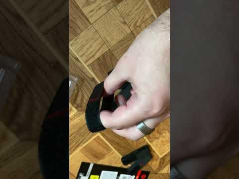 Органайзери для кабелів Red Point 6 шт. Black (Н.Ч.06.01.000)