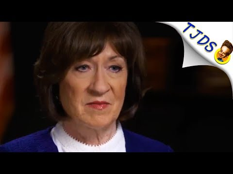 Susan Collins Cries Victim After Confirming Kavanaugh To Supreme Court