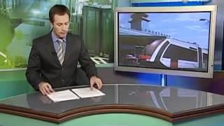 видео Дед Мороз на метро Водный стадион
