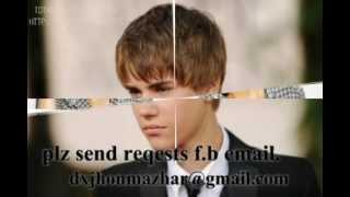 justin bieber all around the world song