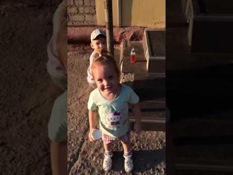 Стишок Елизавета, 3 года