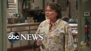 Roseanne Barr on the defense after show cancellation: 'I'm not a racist'