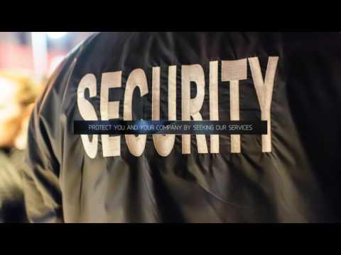 Security Guard Company NJ
