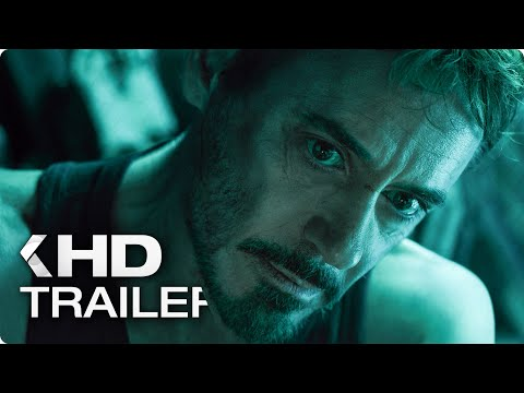 Bill Black - Avengers 4:  Endgame New Trailer is here