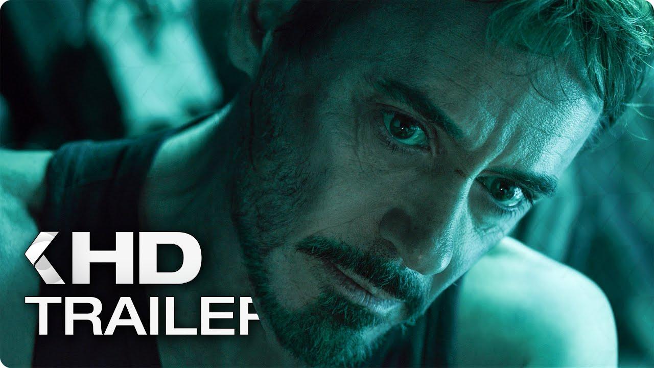 Avengers Endgame Trailer Gallery: AVENGERS 4: Endgame Trailer 2 (2019)