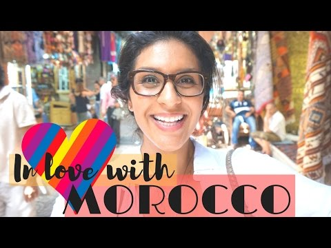 Travel to Morocco with Me | Flight Attendant Travel Vlogger