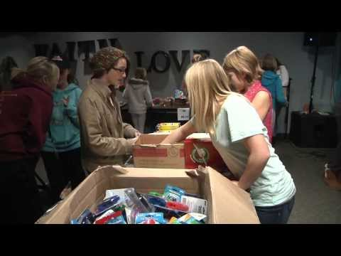 KXMB:  Operation Christmas Child: North Dakota Kids Excited About Giving