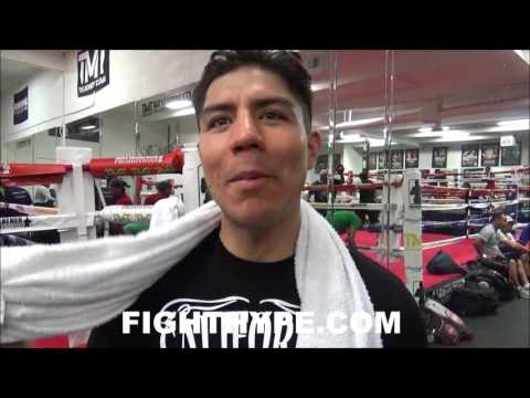JESSIE VARGAS REACTS TO PAULIE MALIGNAGGI SPARRING CONOR MCGREGOR; EXPLAINS WHY IT WON'T HELP