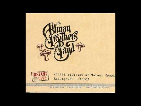 Allman Brothers Band - Soulshine (Studio Version)