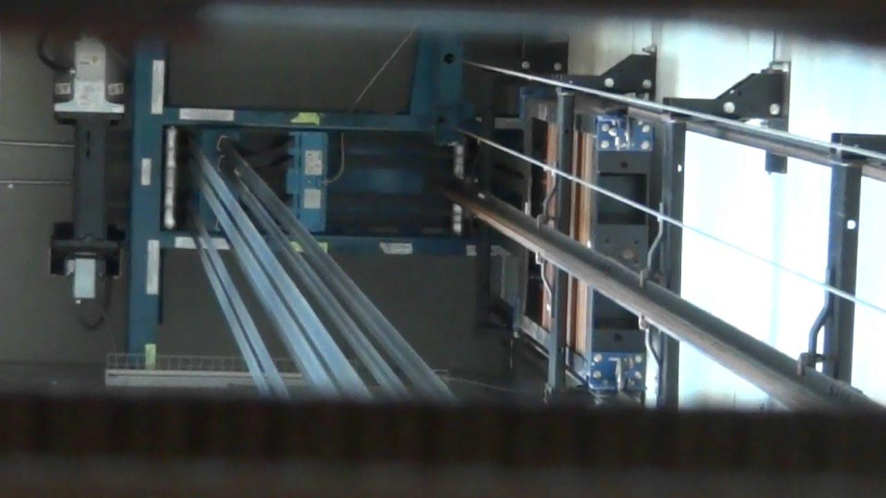 Otis Gen2 Elevator Carilion Clinic Parking Garage