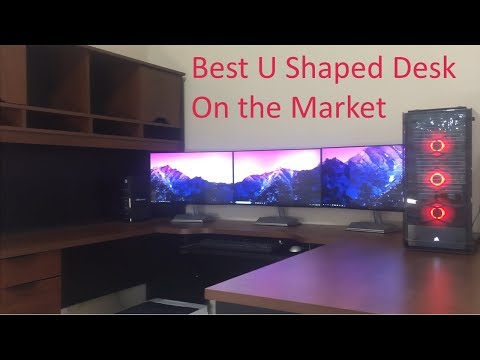 Best U Shaped Desk