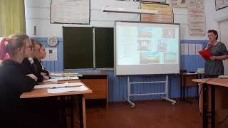 Урок русского языка в 11 классе (по программе Власенкова А.И) Автор: Егорова И.К.