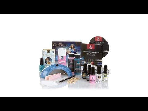 Red Carpet Manicure LED Gel Polish Cinderella Kit