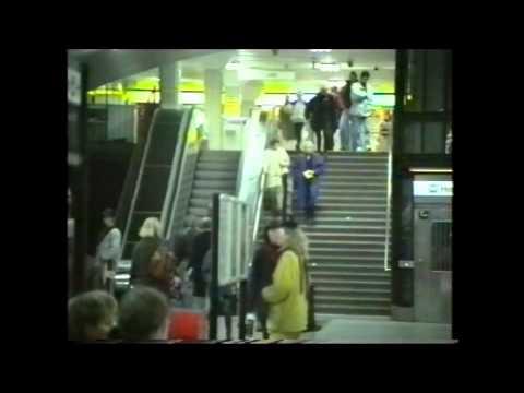 KLING KLANG PLAN at T-Odenplan, Stockholm 1991