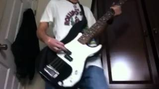 Scorpions - Tease Me Please Me (Bass Cover)