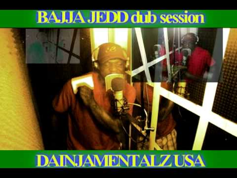 BAJJA JEDD DUBPLATE SESSION @ Dainjamentalz USA 2