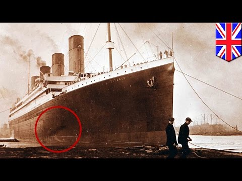 Titanic fire: New evidence suggests huge coal fire sank Titanic in 1912 - TomoNews