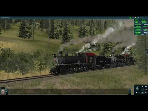 Eagle River Steam Run  