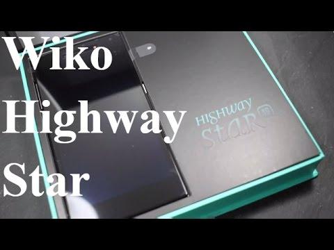 مواصفات Wiko Highway Star
