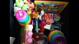 Развивающие игрушки для ребенка 1,5 года