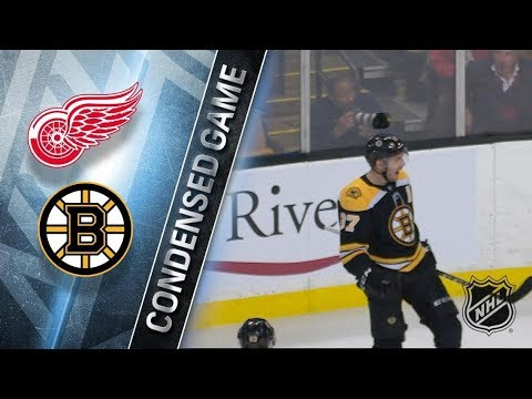 Detroit Red Wings vs Boston Bruins - Dec.23, 2017 | Game Highlights | NHL 2017/18. Обзор матча