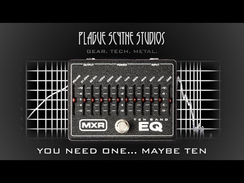 The Magic of EQ Pedals - A MUST HAVE for Metal