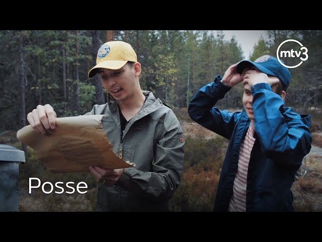 SELFIYTYJAT - MAKKARAKIIMA |POSSE5 |MTV3