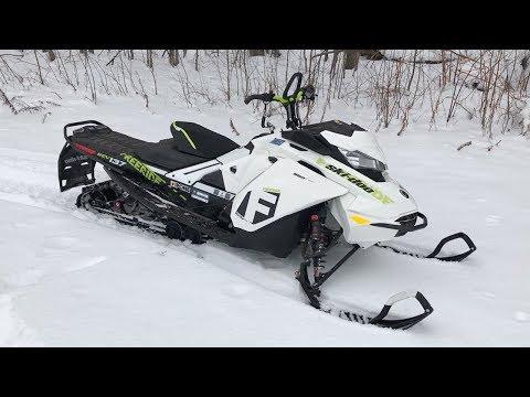 SUPERTRAXMAG COM - 2018 Ski-Doo Freeride 137 850 E-TEC