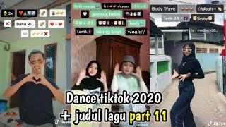 Download Mp3 Tutorial Dance Tiktok 2020 + Judul Lagu Part 11