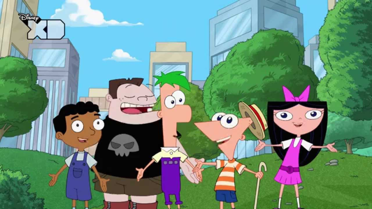 Phineas And Ferb Guitar: Official Disney XD UK